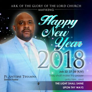Ark Mafikeng 2018 sermons