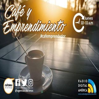 #Caféyemprendimiento Hablaremos sobre #Musica y #MarketingDigital con nuestros invitados de La-33 y StayWay