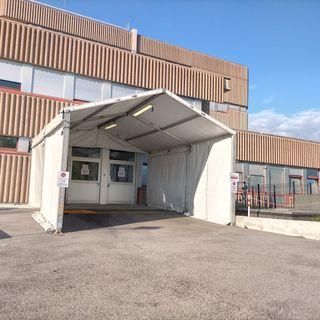 San Bassiano, l'ambulatorio tamponi ha una nuova sede
