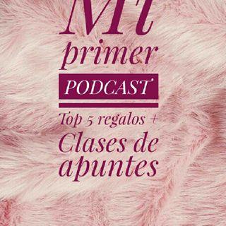 Cap. 1 Clases De Apuntes + Top 5 Regalos