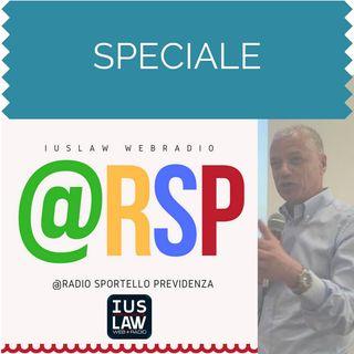 La protesta degli Avvocati contro Cassa Forense - Intervista a Nunzio Luciano - Speciale #RadioSportelloPrevidenza