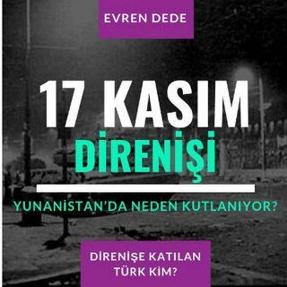Yunanistan'da cuntaya karşı başlatılan 17 Kasım Politeknik Direnişi'ne katılan Türk kimdi? Kendi sesinden o günler