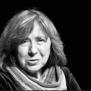 EL CUARTO DE ATRÁS - Sobre que se puede conversar con un vivo y con un muerto, Svletana Alexievich
