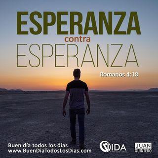 BUEN DÍA - CREER CONTRA TODA DESESPERANZA