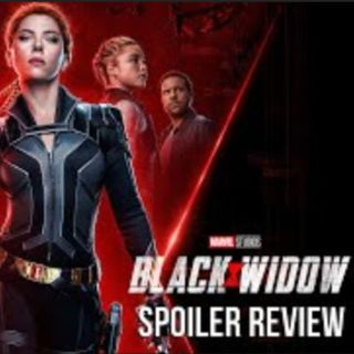 """""""Am I STILL On The Air?"""" Black Widow SPOILER Review"""