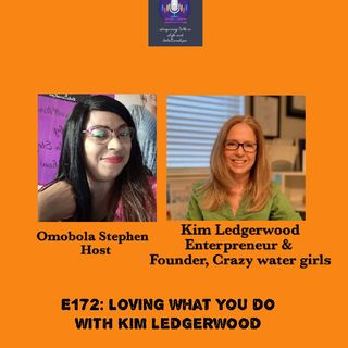 E172: Loving What You Do With Kim Ledgerwood