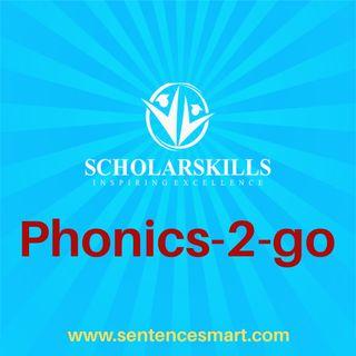 ScholarSkills Phonics 2 Go