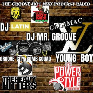 THE GROOVE HOT MIXX PODCAST RADIO THE GROOVE CITY BOMB SQUAD WORD FROM ROLAND MARTIN
