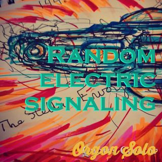 Random electric signaling