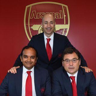 Management Turmoil at Arsenal - Arseblagger interviewed by Shotta