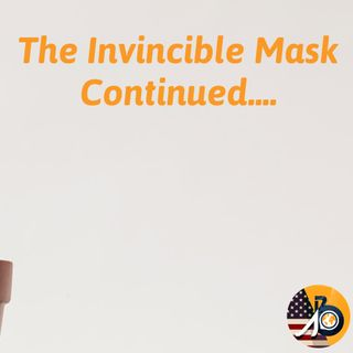 Lewis Howes: Invincible Mask - Continued