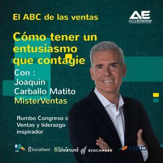 Cómo tener un entusiasmo que contagie _ El ABC de Las Ventas