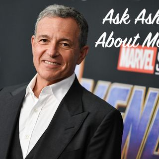 77. Ask Ashley About Bob Iger