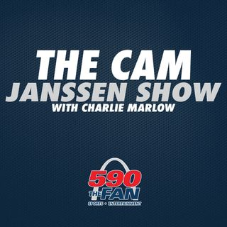 The Cam Janssen Show with Charlie Marlow