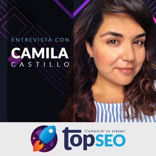 🥇Entrevista a Camila Castillo