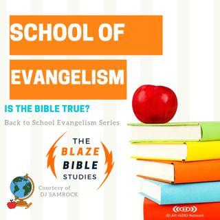 IS THE BIBLE TRUE? -DJ SAMROCK
