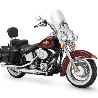 Trump Praises Harley Davidson