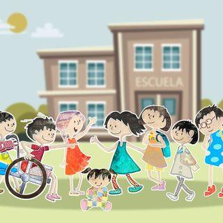 Niñxs con discapacidad