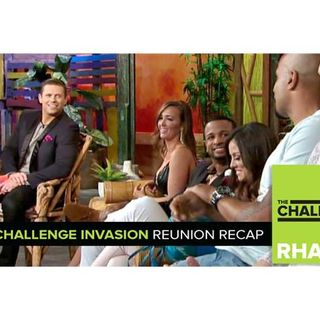 MTV Reality RHAPup | The Challenge Invasion Reunion RHAPup