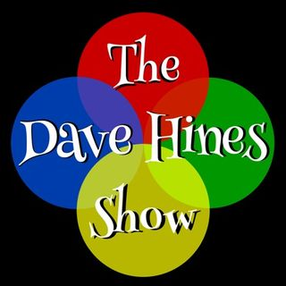 Dave Hines Show Ep. 34 - Racing Lawnmowers & Fake Tattoos 6/16/19