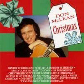 Don McLean- White Christmas