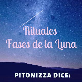Rit025 Luna llena en Acuario | RITUAL - VISUALIZACION - MANTRA