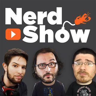 NerdShow #EP 052 - Finalmente Nintendo! La battaglia delle CPU