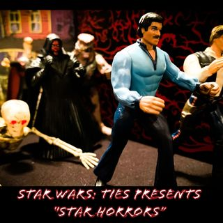 Episode 43--Star Horrors 3--X-Wingin' It with Incoming Transmissions