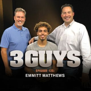 WVU's  Emmitt Matthews