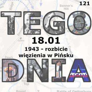 Tego dnia: 18 styczna (akcja w Pińsku)