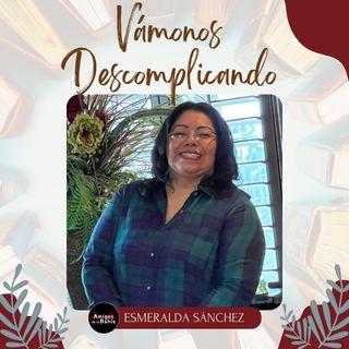 55. Desarrugando el Alma| Esmeralda Sánchez