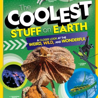 The Coolest Stuff on Earth - Shelby Lees on Big Blend Radio