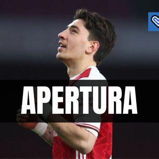 Calciomercato Inter, l'Arsenal apre al prestito per Bellerin: ecco cosa manca ora