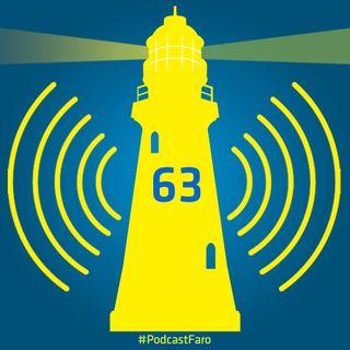 PodcastFaro 63 - Cal y arena durante 15 años