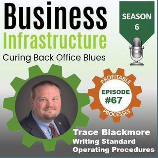 67: Trace Blackmore s Documenting SOPs Process