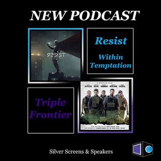 Within Temptation: Resist & Triple Frontier