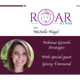 Webinar Growth Strategies with Ginny Townsend
