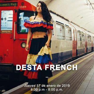 De vuelta al ruedo con Desta French
