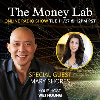 "Episode #90 - The ""Loss and Abandonment"" Money Story with guest Mary Shores"