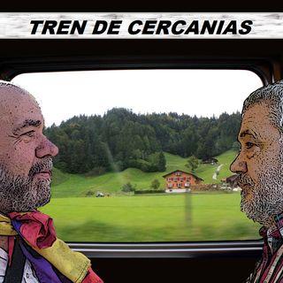 Mindfulness con Alfonso Carmona en Tren de Cercanías