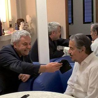 Claudio Testi intervista Massimo Dapporto
