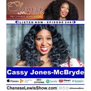 Cassy Jones-McBryde - Episode #246