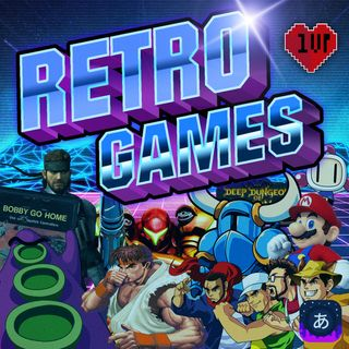 1UP 26 - Jogos Retrô