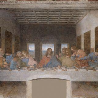 Leonardo da Vinci. Il Cenacolo