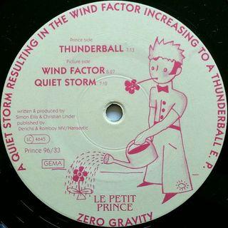 Zero Gravity - Thunderball