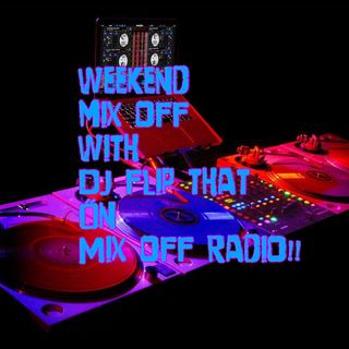 WeekEnd Mix Off 5/22/20 (Live DJ Mix)