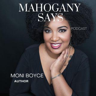 Meet Paranormal Romance Author Moni Boyce