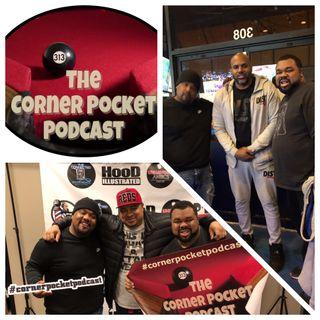 Cornerpocket - EP22- Fashion Episode with AYV Fashion & District 81 Fashion