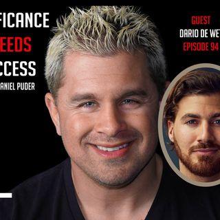 Daniel Puder | Dario de Wet | Venture Capital & Entrepreneurship| #podsessions #94