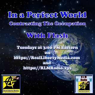 In A Perfect World Podcast with FlashSomebody - 2020-05-19 - You Know Where You Can Stick Your Germs